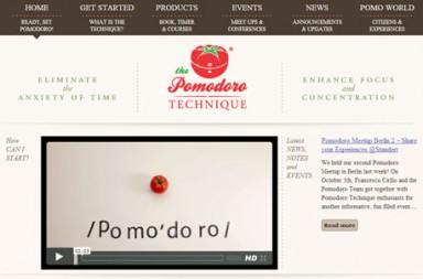 Fique no foco com Pomodoro Techinique