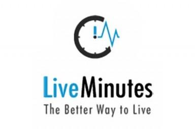 Apresentando LiveMinutes