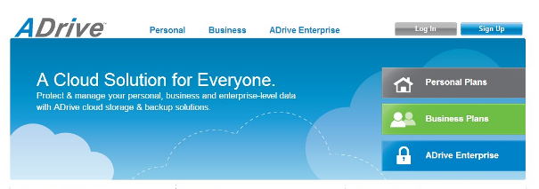 ADrive   Online Storage, Online Backup, Cloud Storage