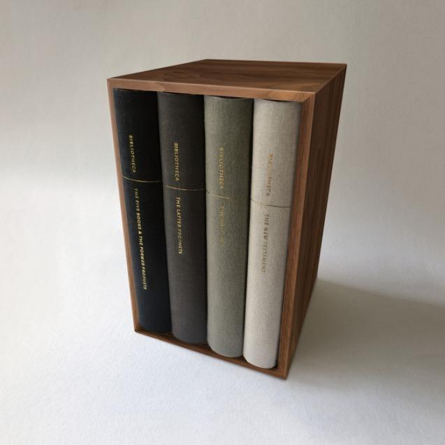 Projeto Bibliotheca, o redesign da Bíblia