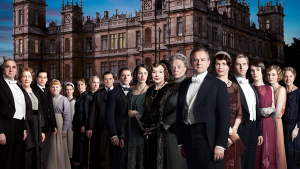 Série Downton Abbey