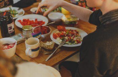 melhorar a alimentação